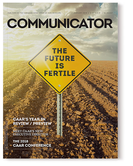 CAAR Communicator Cover